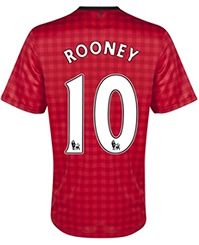 Rooney jersey kids | Manchester United youth jersey (Youth-XL) by NIKE