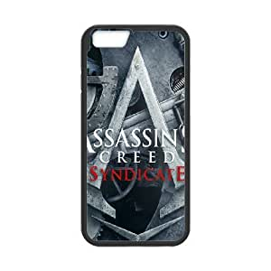 iPhone6 Plus 5.5 inch Phone Case Black Assassin's Creed Syndicate ZDC432070