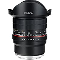 Rokinon 12mm F2.8 Ultra Wide Fisheye Lens for Sony E Mount Interchangeable Lens Cameras (NEX) - Full Frame Compatible Benefits Review Image