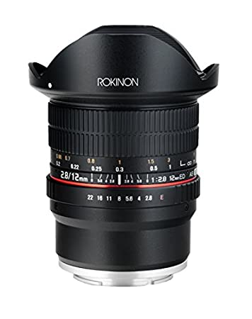 Review Rokinon 12mm F2.8 Ultra