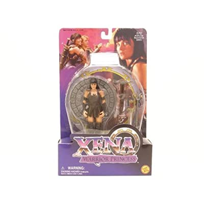Toy Biz Xena Warrior Princess A Day in The Life Action Figure: Toys & Games