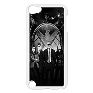 Agents of S.H.I.E.L.D SANDY8020198 Phone Back Case Customized Art Print Design Hard Shell Protection Ipod Touch 5