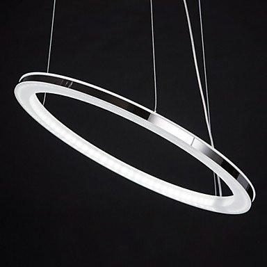 Lampadari Rotondi Moderni.Lampadario Led Moderno Placcatura Rotondo Acrilico Ferro