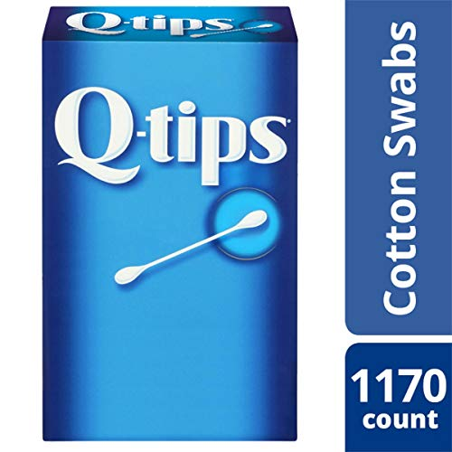 Q-Tips Q-tips Cotton Swabs 1170 Count (2 500 Counts + 170 Count), 1170 count