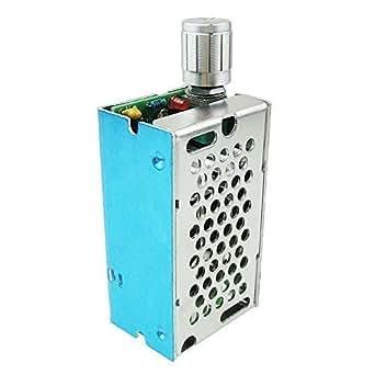 Uniquegoods 12v 24v 36v 60v 10a dc motor speed controller for Industrial dc motor controller