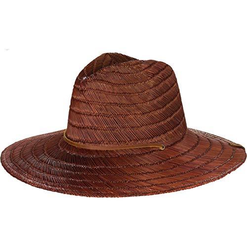 a9525a6407d2d Jual Brixton Bells Extra Wide Brim Straw Fedora Hat - Hats   Caps ...