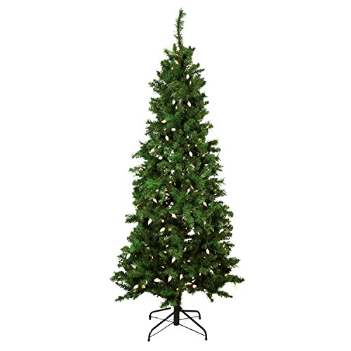 Artificial Christmas Tree Colored Led Lights