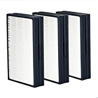 Blueair Pro Replacement Filter, Particle Filter for Pollen, Mold, Dust, Virus Removal, Genuine Filter; Compatible with Pro M, Pro L and Pro XL (1 set of 3 filters)