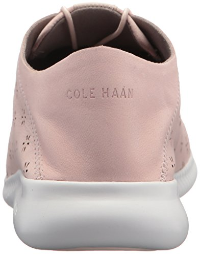 Cole Haan Women's Studiogrand Pack and Go Sneaker Peach Blush Perf Nubuck cheap sale fashionable sQLna4hH