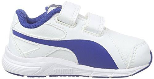 Puma Axis V4 Sl Inf Sneaker V, Color Blanco/Limoges 9