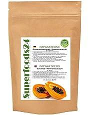 Natural Papaya Seeds/Papaya Pepper/Papaya Kernels/Dried Under 30 °C (15g or Approx. 1000 kernels)