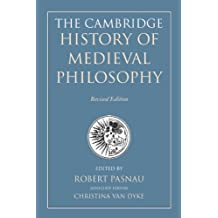 The Cambridge History of Medieval Philosophy 2 Volume Paperback Boxed Set