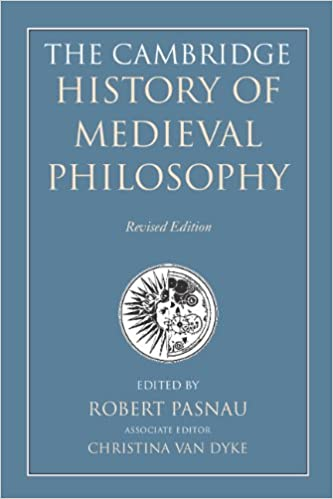 The Cambridge History of Medieval Philosophy, Volume 1