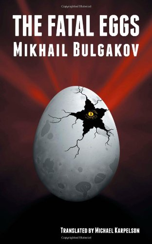 book cover of The Fatal Eggs