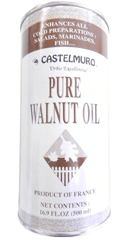 Walnut Oil 16.9 oz (500 ml)