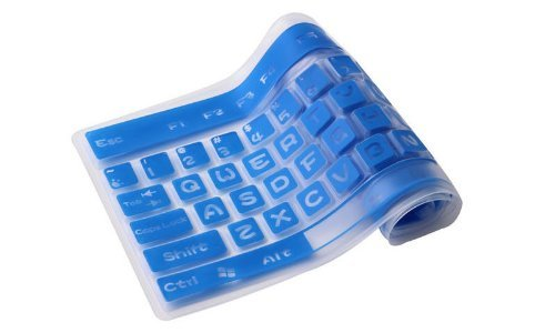 CaseBuy Standard Silicone Protector Semi Blue