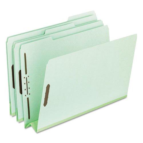 Expansion Leaves (Pendaflex Pressboard Expansion Folder, Leaf Green, Legal, 1/3 Cut Tab, 3-Inch Expansion, 25-Box)