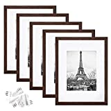 upsimples 9x12 Picture Frame Set of 5,Display