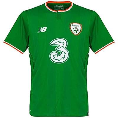 New Balance Men's FA Ireland Home Soccer Jersey