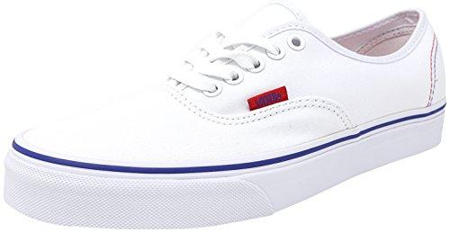 Vans Authentieke Unisex Schoenen Zonnewende 2016 Olympische Kleur True White Fashion Sneaker