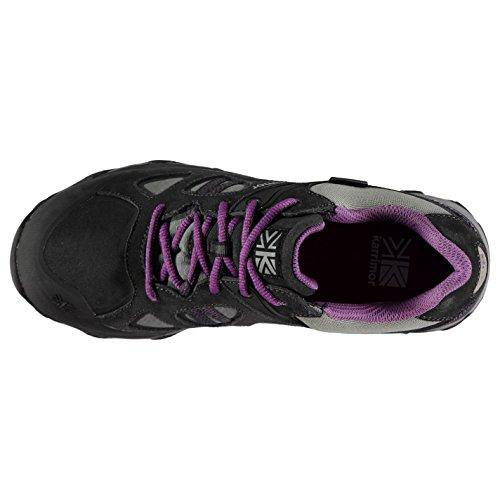 Femmes Karrimor Chaussures 40 Charcoal Marche De Evelyn 1AvAUwCq
