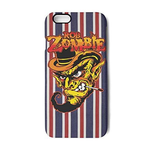 (Rob-Zombie-Illustration- Retro Mobile iPhone cover7 8plus iPhone)