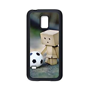 Samsung Galaxy S5 Mini Case,Danbo Football High Definition Wonderful Design Cover With Hign Quality Rubber Plastic Protection Case