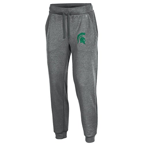 Champion NCAA Michigan State Spartans Women's Cool Down Pant, Medium, - Michigan State Pants