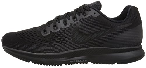 Zapatillas Para Negro Grey Dark Running 003 De black Pegasus Mujer Nike 34 Anthracite Zoom Air Wmns pxq8X