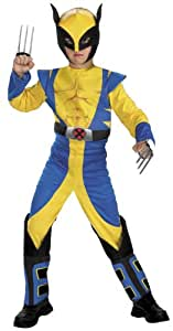 Josman M772 Disfraz Wolverine 3-5 años