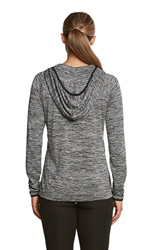 Jolt Gear Hoodies for Women - Pullover Hoodie Running Top - Light Weight Dry Fit Fabric - FREE TOWEL INCLUDED! by Jolt Gear (Image #3)