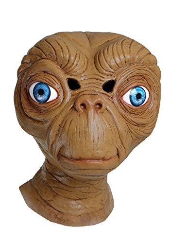 Fun Costumes The Extra Terrestrial E.T. Alien Movie Mask -