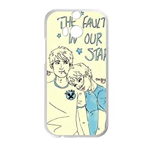 Okay Pattern Bestselling Creative Stylish High Quality Hard Case For HTC M8