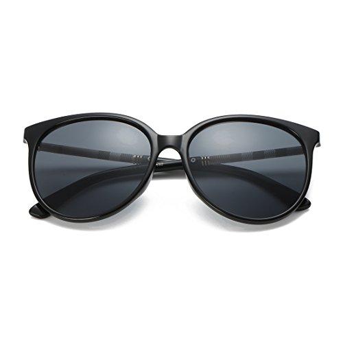 Fashion Wayfarer w/ Flash Mirror Lenses Sunglasses for Men and Women - Wayfarer Costco