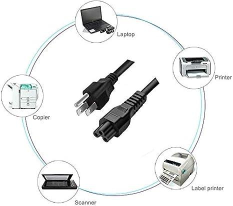 Cable de alimentación para TV LG LED LCD Smart 1080p HDTV 32LB5600 42LN5300 42LN5400 42LB5600 42LB5600 42LN5700 47LB5800 50LB5900 55LB5900 AC de Alta Resistencia: Amazon.es: Electrónica