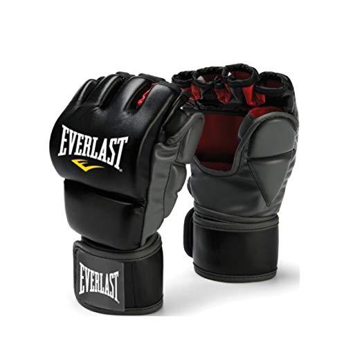 Everlast Train Advanced MMA 7-Ounce Closed-Thumb Grappling/Training Gloves