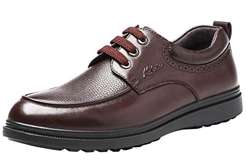 Ogni Business Da Giorno Da Indossare Scarpe Uomo Scarpe Stringate Scarpe Brown Lavoro Da Oxford ax7zPnw0q