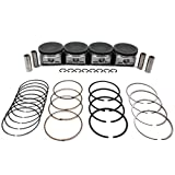 CNS EngineParts Automotive Replacement Pistons & Pins Engine Kits