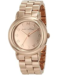 Marc Jacobs Marci Rose Gold Dial Womens Watch MBM3099