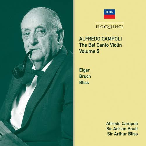 Alfredo Campoli: The Bel Canto Violin - Volume 5
