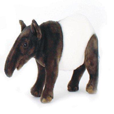 - Hansa 5122 Plush Tapir Toy Reproduction 14 inch