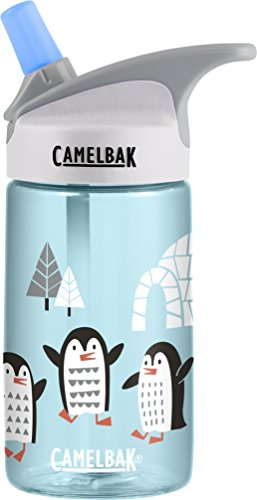 ater Bottle, Playful Penguins, 0.4L (Penguin Water)