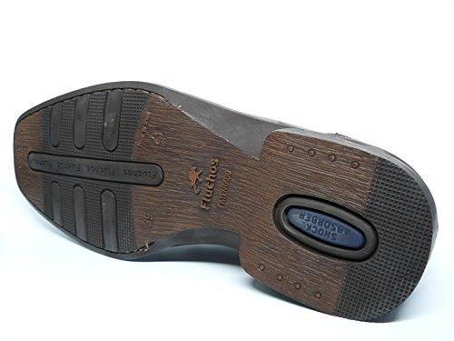 5407 De Marrón 56 Vestir Hombre Zapatos Tipo Piel Mocasín Marron Fluchos a5n8qP