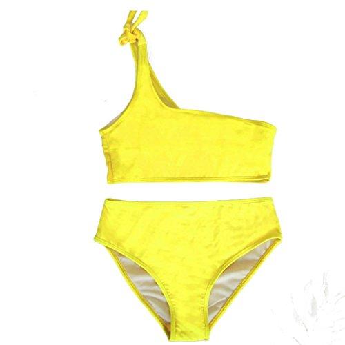 Push Donne da Costumi bagno Italily Giallo Reggiseno imbottito Sexy da Donna Beachwear Bikini bagno Nuovo Costume Mare Up Sexy Estate Costume 6FwwZ8xqYp