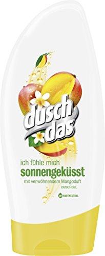 Duschdas Duschgel Sonnengeküsst, 6er Pack (6 x 250 ml)