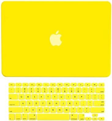 TopCase Rubberized YELLOW Keyboard Macbook
