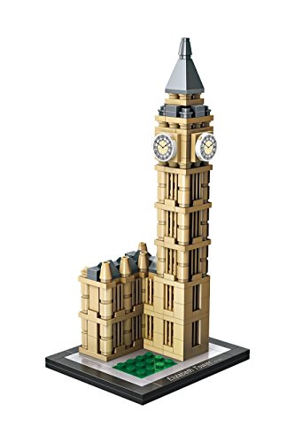 Building Toys Teens : Micro brickland brick land elizabeth tower