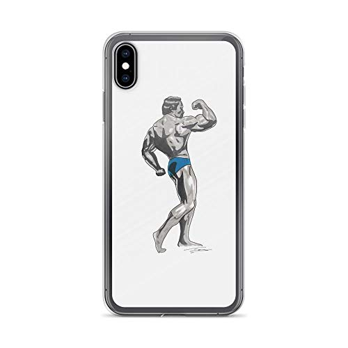 iPhone Xs Max Pure Clear Case Cases Cover Mr Universe