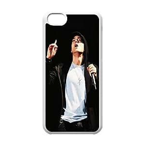 Custom High Quality WUCHAOGUI Phone case Eminem - Super Singer Protective Case For Iphone 6 plus (5.5) - Case-14