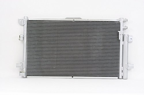 Condenser A/c Chrysler (A-C Condenser - Pacific Best Inc For/Fit 3746 07-08 Chrysler Pacifica)